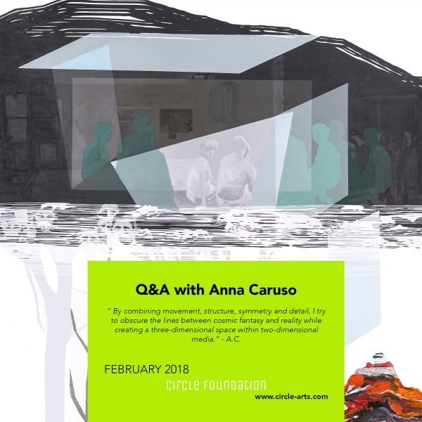 Q&A with Anna Caruso