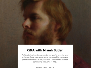 Q&A with Niamh Butler