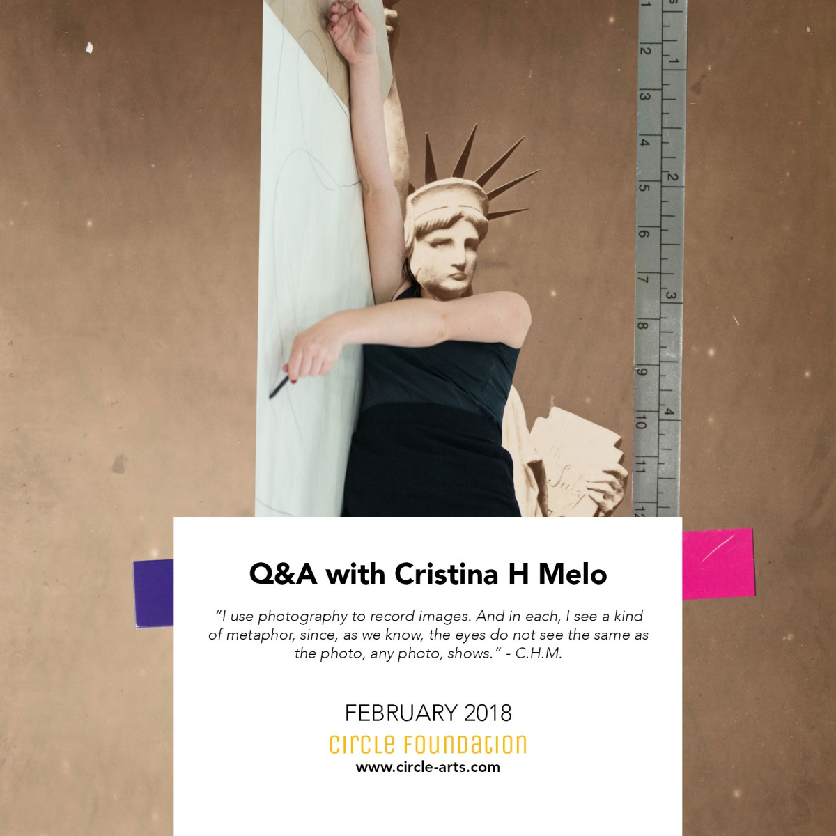 Q&A with Cristina H Melo