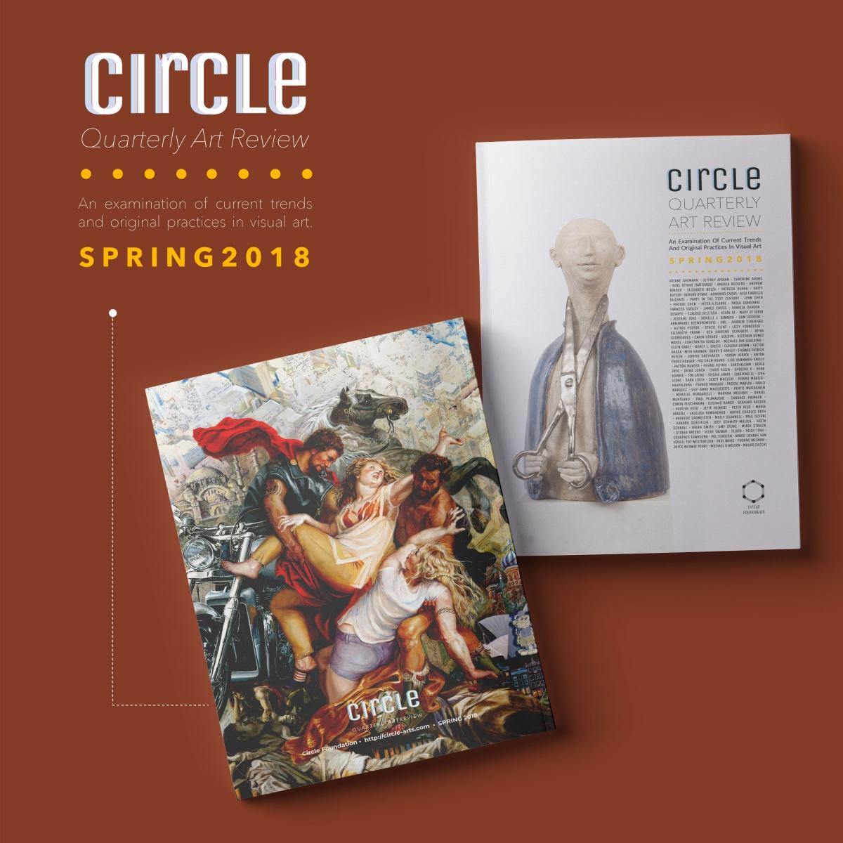 Circle Quarterly 3 Spring 2018