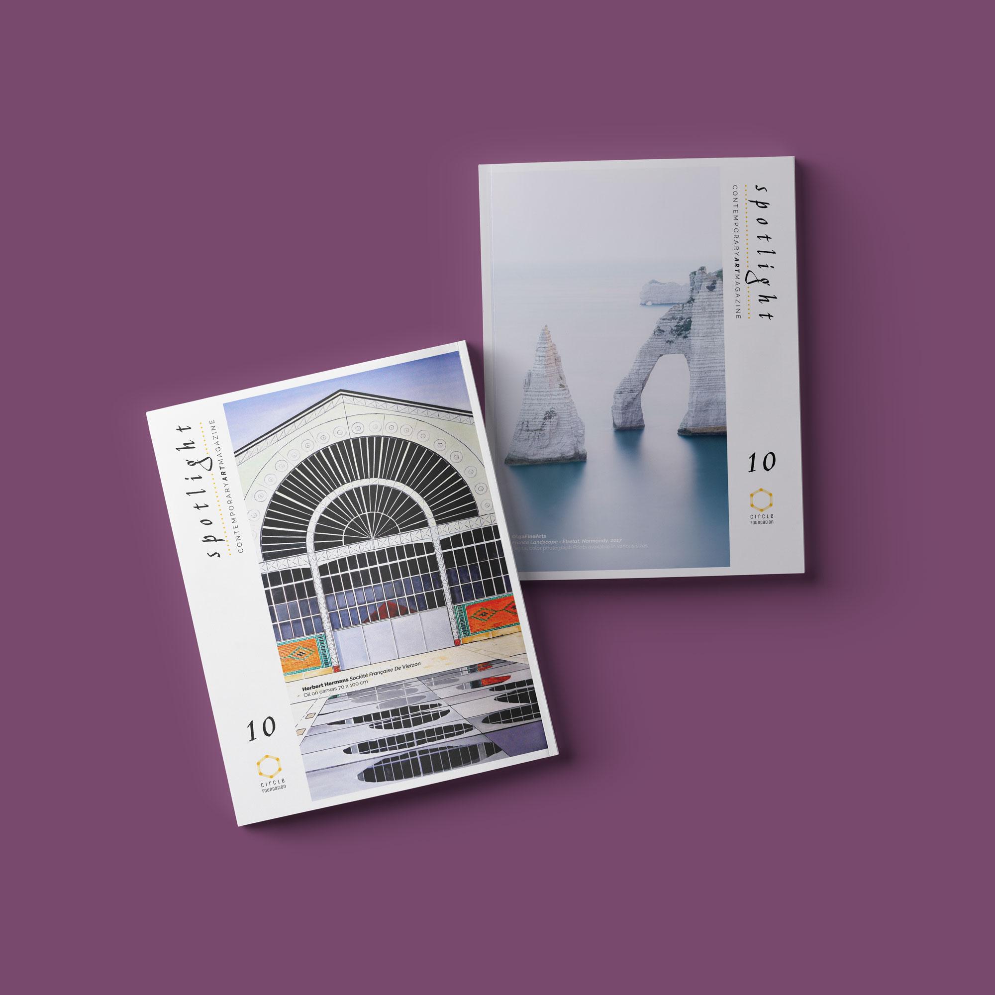 Spotlight Magazine - Issue 10