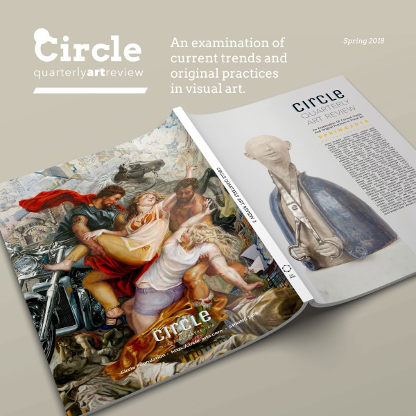 Circle Quarterly Art Review #3