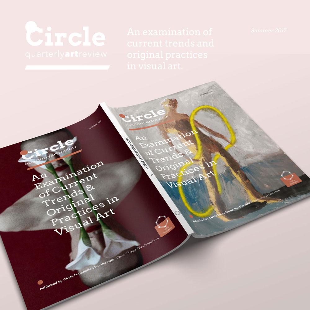 Circle Quarterly Art Review #5