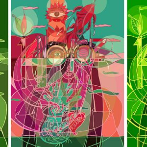Jury-Member-4-posters-created-for-2021-GREEN-SEASON-Virtual-Offline-Exhibition-in-Iran_Nowruz-1400_2021-Iranian-New-Year_Anson-Liaw_March-29_2021_1500-pixels.jpg