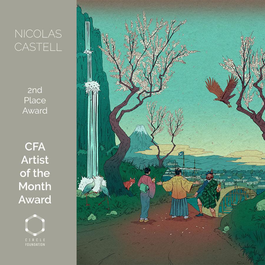 Nicolas Castell
